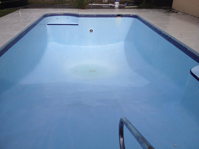 Swimming Pool Drain And Clean Kristi S Pool Service